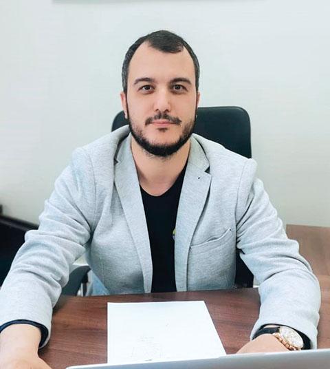 Александр Самохин, руководитель филиала в г. Кемерово