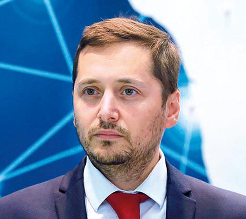 Дмитрий Ольховиков, исполнительный директор Ассоциации «Цифровая Эра Транспорта»