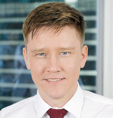 Дмитрий Журавлёв, руководитель аналитического центра ГК «MONTRANS»