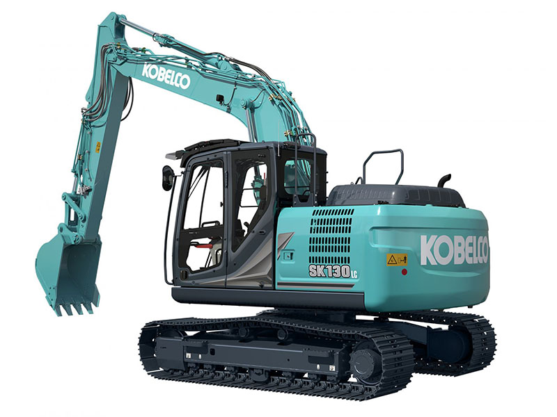Kobelco представляет новый экскаватор
