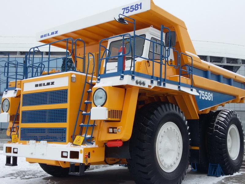 БелАЗ 75581
