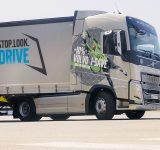 Новый грузовик Volvo позволит на 10% сэкономить расход топлива