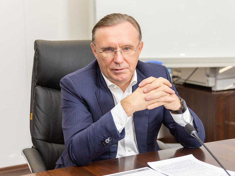 Глава Камского автозавода Сергей Когогин