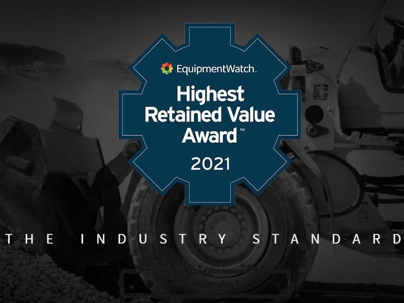 Highest Retained Value Award Winners
