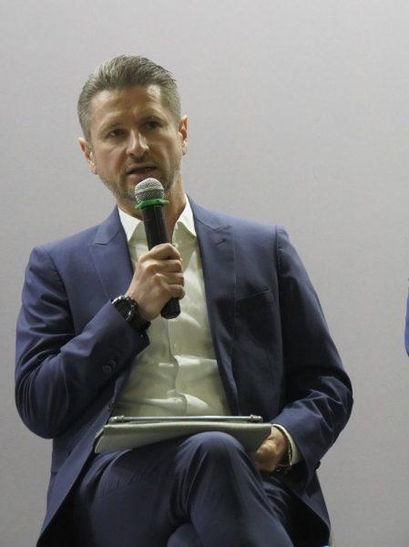 Андрей Комов, генеральный директор Volvo Construction Equipment в странах России и СНГ