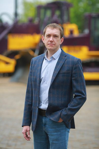 Денис Куваев, директор по маркетингу ООО «ЧЕТРА»