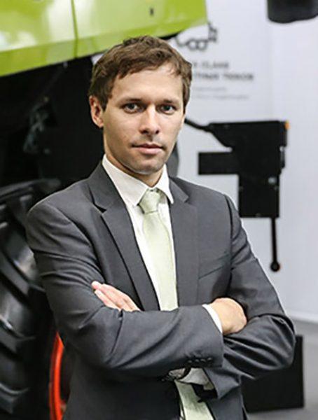 Леонид Яковлев, менеджер по продукту по России и странам Восточной Европы ООО «КЛААС Восток» (CLAAS)