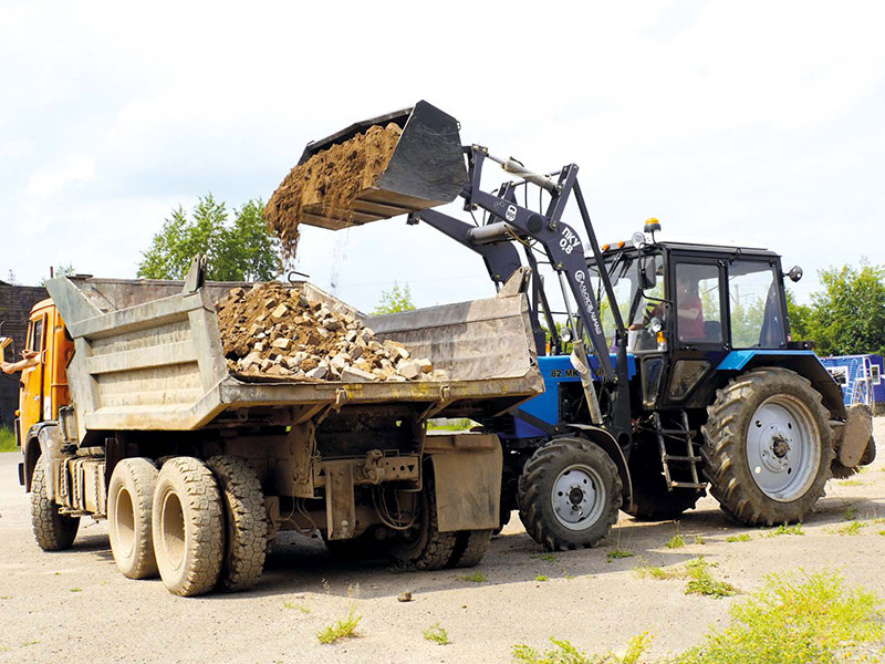 Трактор «Беларус» 82.1