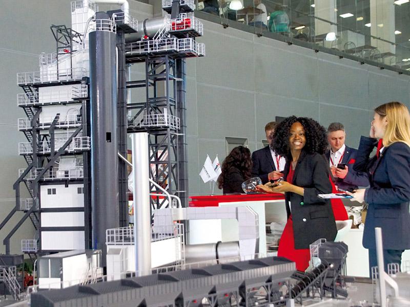 NFLG — искусство инженерии новинки компании на выставке строительной техники и технологий bauma-CTT russia 2021