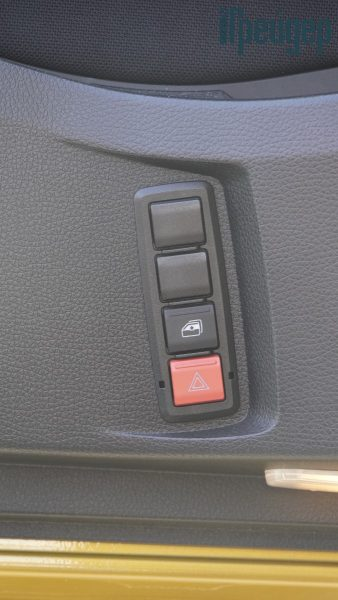 кнопка запуска двигателя MAN TGX