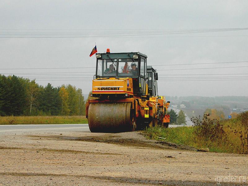 В Росавтодоре рассказали о планируемых работах по обустройству трасс