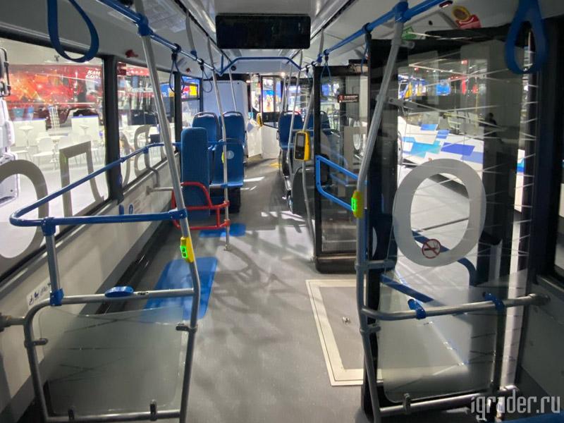На выставке Comtrans показали первый водоробус «КАМАЗ»