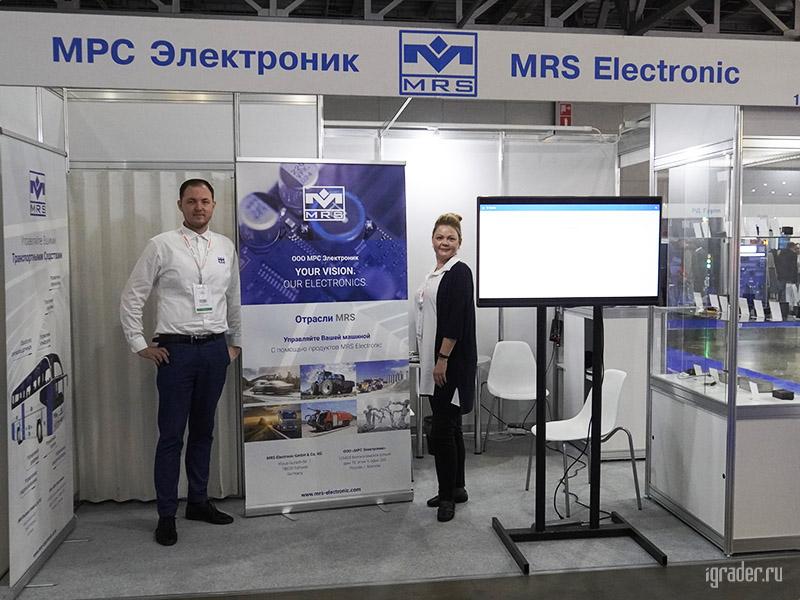 MRS Electronics: контроллеры делают технику функциональнее