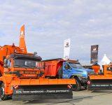 «СтройДорЭкспо»: в Челябинске показали спецтехнику отечественных производителей