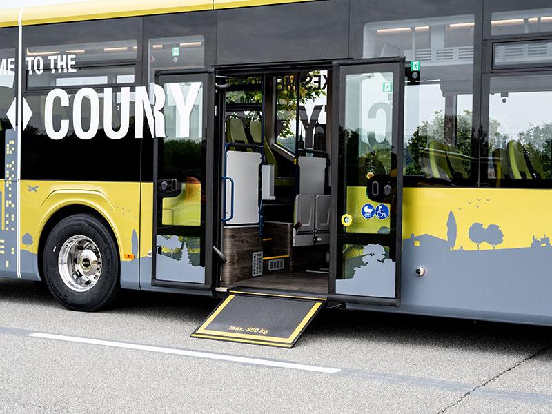 Автобус MAN Lion's Intercity LE