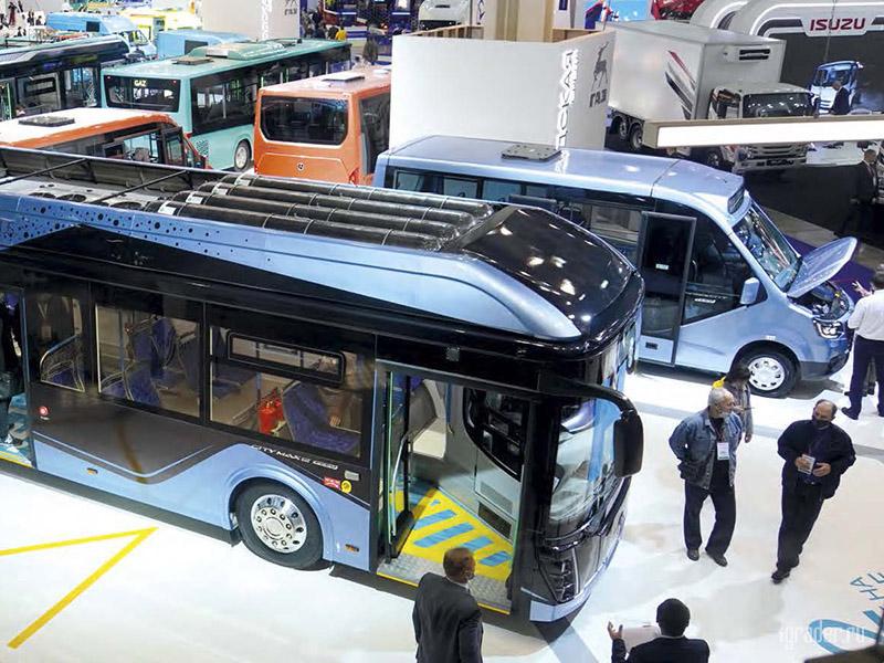 Комтранс-2021: альтернатива дизелю и бензину